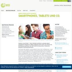 Mobiles Lernen im DaF-Unterricht - Mobiles Lernen im DaF-Unterricht : Goethe-Institut