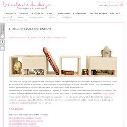 Mobilier chambre enfant : chambre enfant design, lit junior, bureau enfant design - Les Enfants du Design