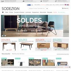 Meuble design et mobilier contemporain