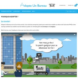 Mobilier de bureau occasion - Pourquoi adopter ?