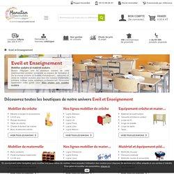 Mobilier scolaire et Matériel scolaire