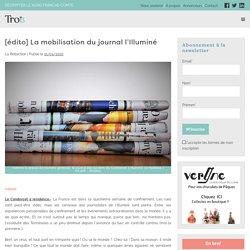 [édito] La mobilisation du journal l'Illuminé - Le Trois -