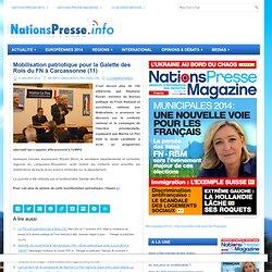 Mobilisation patriotique pour la Galette des Rois du FN à Carcassonne (11)