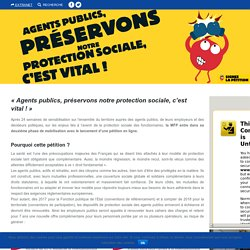 Mobilisation de la MFP avec les Organisations syndicales