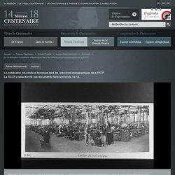 La mobilisation industrielle et technique dans les collections photographiques de la RATP