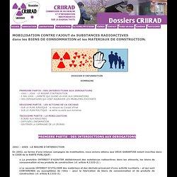 MOBILISATION contre 'arrété du 5 mai 2009