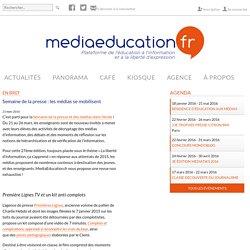 Semaine de la presse : les médias se mobilisent - mediaeducation.fr