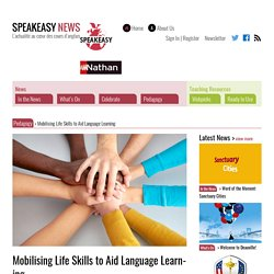 Mobilising Life Skills to Aid Language Learning