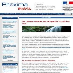 Mobilité durable   Proxima Mobile : applications et services gratuits sur téléphone mobile pour les citoyens