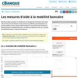 Mobilité bancaire / changement de banque