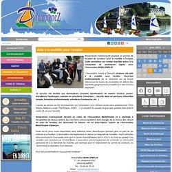 Aide à la mobilité pour l'emploi, Douarnenez Communauté - Douarnenez Communauté, Communauté de Communes du Pays de Douarnenez