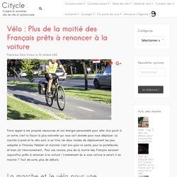 Mobilité douce : la France prête pour le sans voiture ?