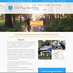 Mobilité - Pays des 4 Bras Groupe d'Action Locale