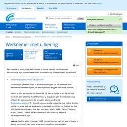Extra regelingen voor oudere of jonge werknemers - UWV - Voor Werkgevers