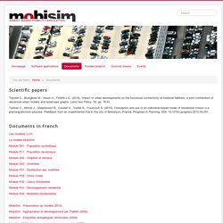 MobiSim - Documents