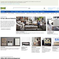 Möbler, TV, ljud och belysning för ditt vardagsrum