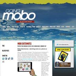 Mobo Sketchnotes