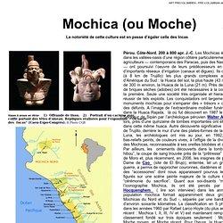 Mochica (Moche) - ART PRECOLOMBIEN