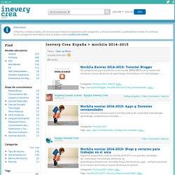 > mochila 2014-2015 - Inevery Crea