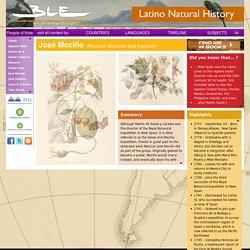 Latino Natural History