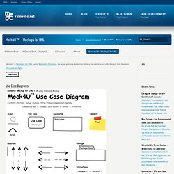 Mock4U™ – Mockups for UML « rainwebs.net