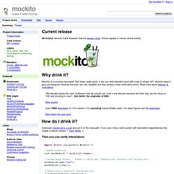mockito - simpler & better mocking