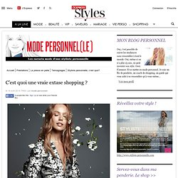 mode personnel(le) - L'Express Styles