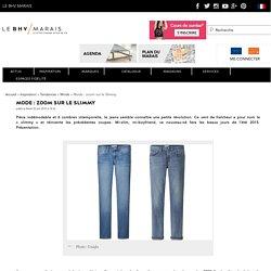 Mode : le slimmy, le jeans pour toutes les femmes !