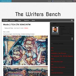 Mode 2 TCA CTK 93MC/NTM - The Writers Bench