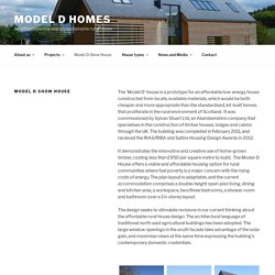 Model D House, Pitmachie - ModelDhomes