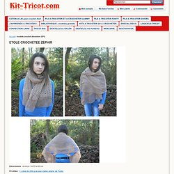 modele crochet décembre 2012