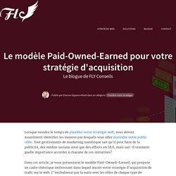 Le modèle Paid-Owned-Earned pour votre stratégie d'acquisition