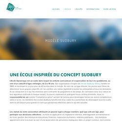 Modèle Sudbury — Ecole Dynamique Paris