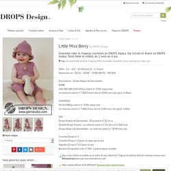 Little Miss Berry / DROPS Baby 14-4