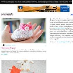Modèles de tricots pour bébé