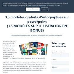 Modèles d'infographie gratuits