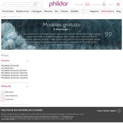 Phildar Modèles et patrons tricot gratuits