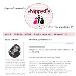 DIY: 28 MODÈLES GRATUIT TROUSSE ou POCHETTE ou VANITY Bettinael.Passion.Couture.Made in france