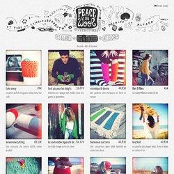 des modèles de tricot faciles, des kits pour tricoter une écharpe, des couvertures bébé et des snoods (3) - Peace and Wool