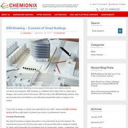 BIM Modeling - Evolution of Smart Buildings