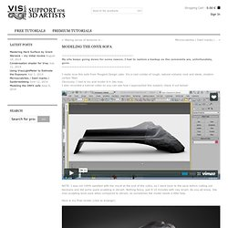 VISCORBEL – Support for 3D Artists