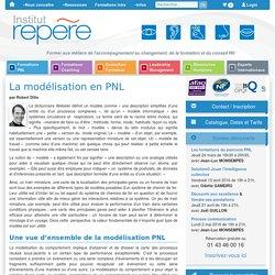 La modèlisation PNL par Robert Dilts