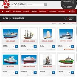 Bateaux modelisme, bateaux RC modèles réduit, bateaux thermique et électrique, offshore - www.pb-modelisme.com