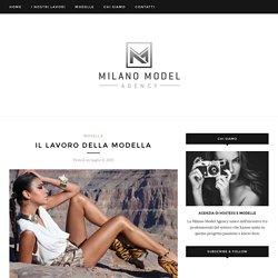 Il lavoro della modella – Multimedia Modeling Agency