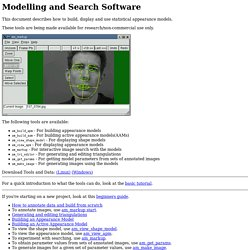Modelling and Search Software
