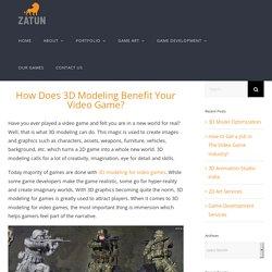 3D Modelling Success Stories
