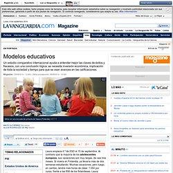 Modelos educativos - Magazine