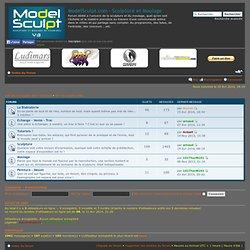 Catégories - ModelSculpt - Forum