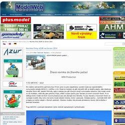 ModelWeb » Blog Archive » Novinka firmy AZUR na červen 2014