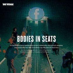Facebook moderators break their NDAs to expose desperate working conditions